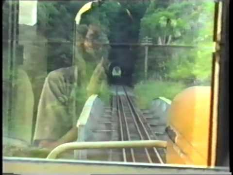 SOL and Taranaki Trains 1991