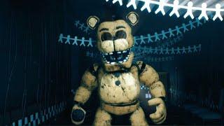 El SECRETO de GOLDEN FREDDY - Project Fredbear Reboot (FNAF Game)