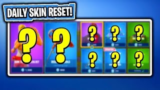Daily Item Shop In Fortnite: Battle Royale! (Skin Reset #172)