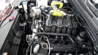 2009 Kia Borrego 100K mile service