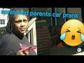 Scratched parents car prank!!! (Epic must watch)
