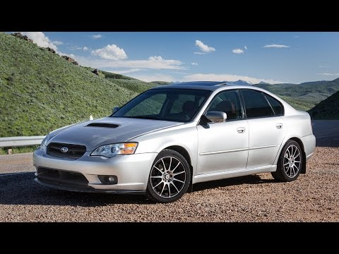 Subaru Legacy Specb Fast Blast Review Everyday Driver