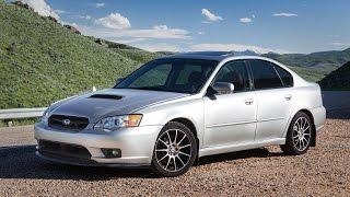 Subaru Legacy SpecB - Fast Blast Review - Everyday Driver