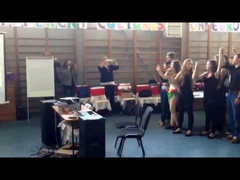 Different Cultures on European Stage; Third Meeting - Raducaneni, Romania - April 2014