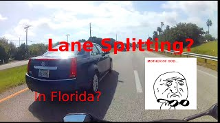 filtering lane splitting in the state of florida how do we get it done?