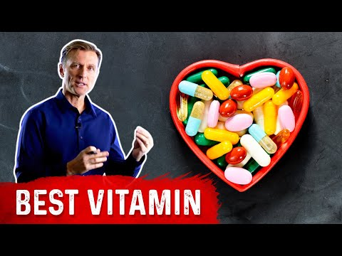 The Best Vitamin for Your Heart