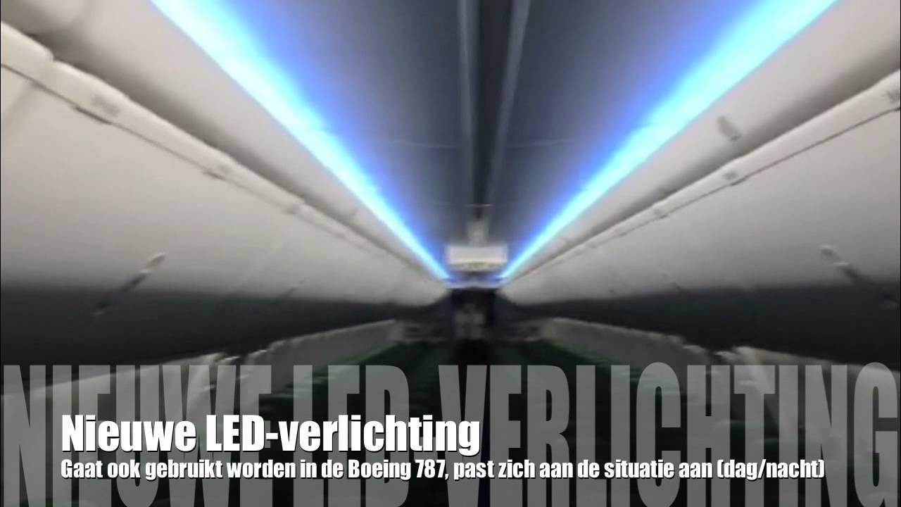 Aan Boord Van De Nieuwe Boeing 737 Van Transavia Com