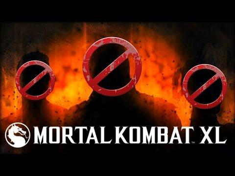 Why Kombat Pack 3 WON'T HAPPEN (Mortal Kombat XL) |