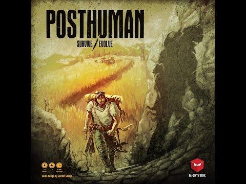 Posthuman Review