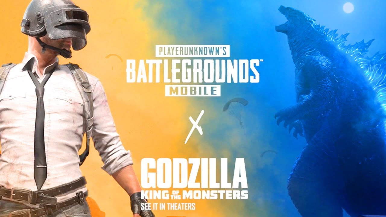 Godzilla в новом обновлении