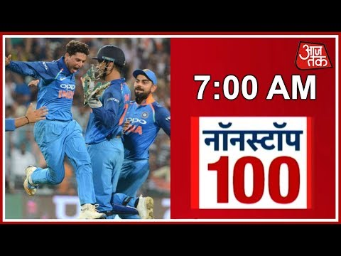 Nonstop 100 | India Beats Proteas To Take An Unassailable Lead Of 3-0 In The Series