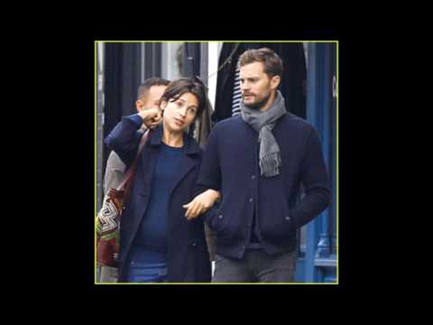 Fifty Shades Darker 2017   Behind the scenes   Dakota Johnson, Jamie Dornan