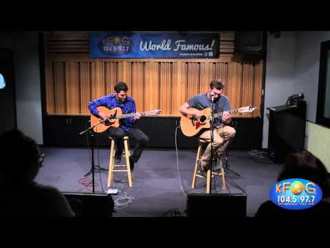 Phillip Phillips - Fly (Live on KFOG Radio)