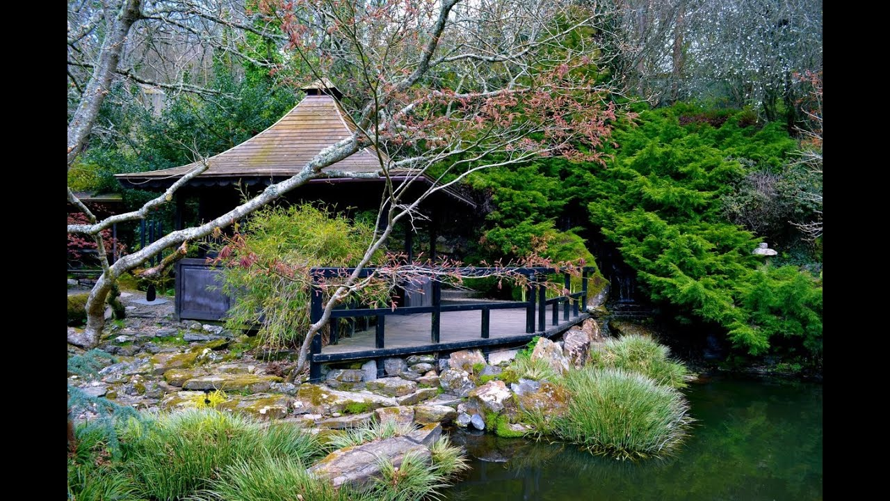 Top Tourist Attractions In Newquay Travel Guide England YouTube - Japanese gardens in england
