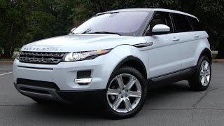 Land Rover Range Rover Evoque 5-door Videos