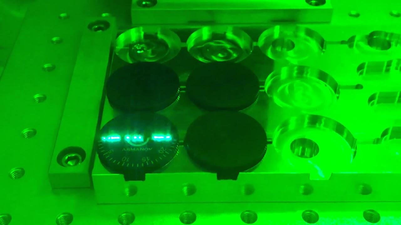 Making Clickable Dillon Precision Powder Thrower Adjustment Knob Assembly –  50 clicks
