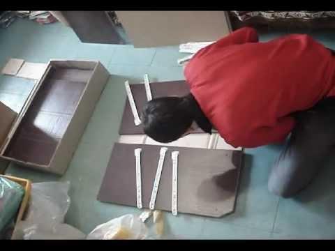 Сборка мебели - Комод 2