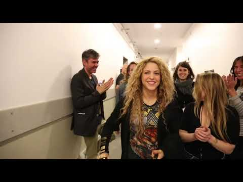 Shakira - El Dorado World Tour First Show: Behind-the-scenes