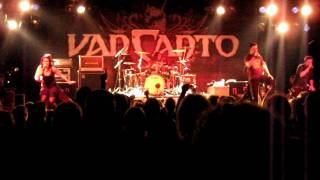 "VAN CANTO ""The Seller Of Souls"" Live @ Out Of The Dark Tour"