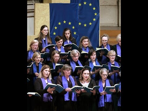 [Agnus Dei] Petite Messe Solennelle ROSSINI - The European Union Choir Brussels