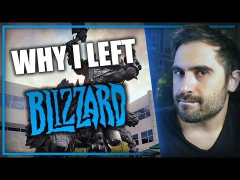 Why I Left Blizzard