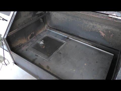Yoder YS640 2 Piece Heat Deflector