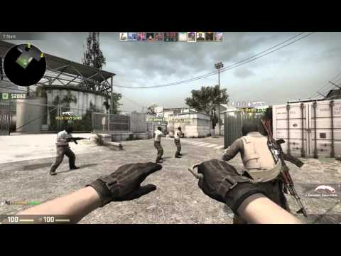 The Real Slim Shady (CSGO Competitive Match With The Boyz!)