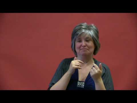 DATT - Interview with Catherine MacKinnon (Deaf Community Consultant)