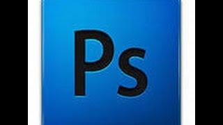 Урок 2 - Adobe Photoshop CS6 (Для видео YouTube)
