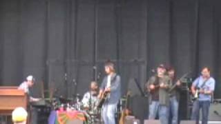 Todd Snider - Good News Blues pt. 2 -  @ Hoxeyville Music Festival 2009