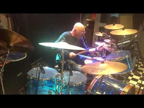Larry Goad Does A Short Drum Solo