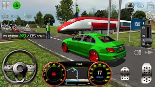 Real Driving Sim #31 Speed Camera And Crash! Car Games Android Gameplay