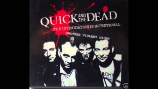 Quick and the Dead - Love Triangle (Another Violent Night Ep)  Classic Aussie Oi band