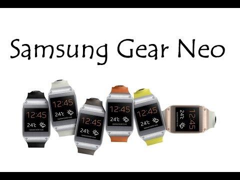 Samsung Gear Neo / Características e Informações / DavidTecNew