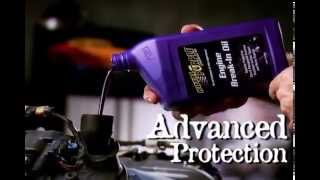 Baixar Royal Purple - Advanced Protection Break It In Right From The Start