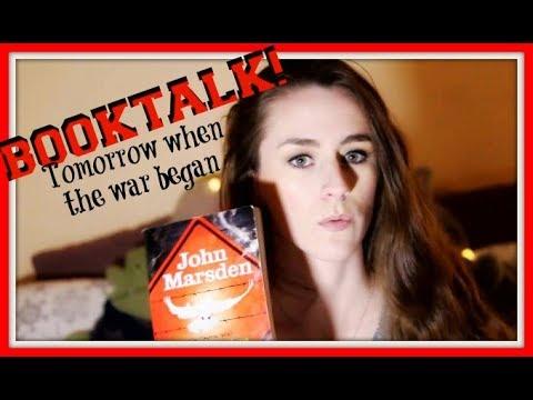 TOMORROW WHEN THE WAR BEGAN, BY JOHN MARSDEN / Booktalk #1 by SarahRCubitt