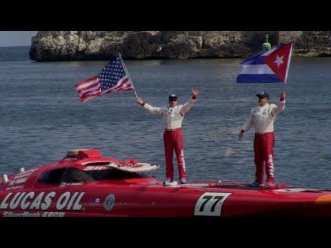 Nuevo record náutico en travesía entre Cuba y EEUU