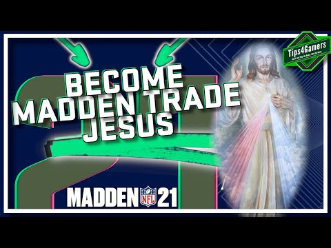 This is The Only Trading Video You'll Ever Need in Madden 21 Franchise Mode
