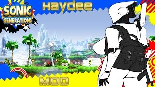 Sonic Generations Haydee Mod 4k