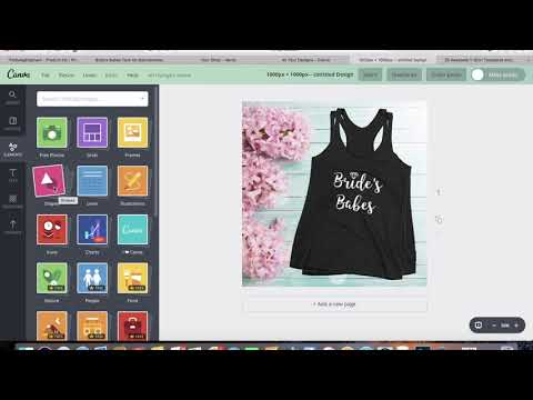 Etsy + Printful integration | Creating shirts to sell on Etsy with Printful Tutorial