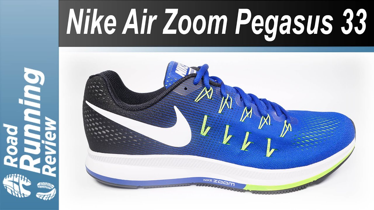 new arrivals best service detailed pictures Nike Air Zoom Pegasus 33 Review