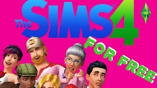 download the sims 4 for free no surveys easy tutorial