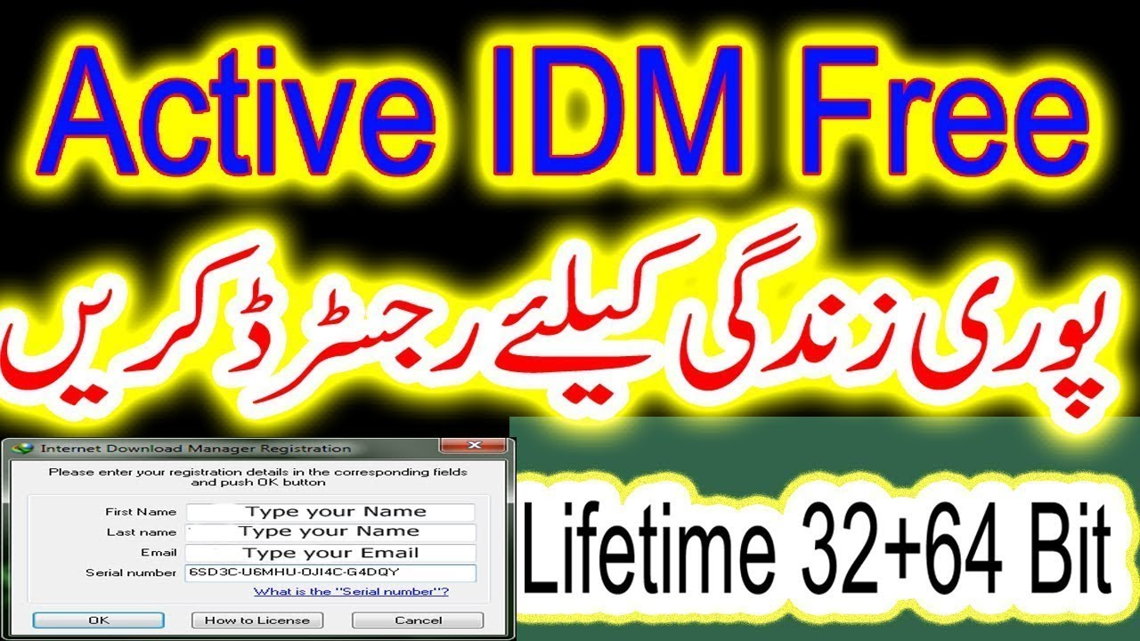 muhammad niaz idm free download with serial number