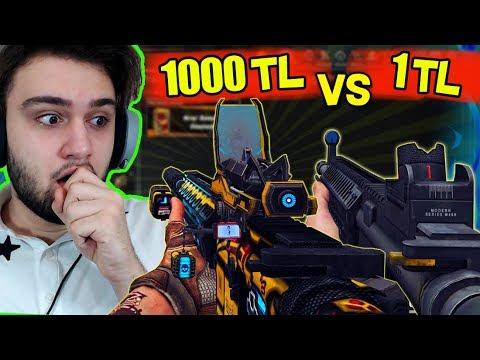 1TL M468 vs. 1000TL M468 !! ZULA