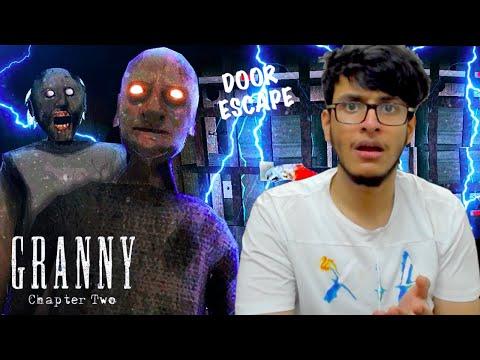 Granny (Chapter 2) Horror Game – Electric Door Se Bhaag Gaya!!
