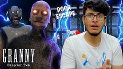 Granny (Chapter 2) Horror Game - Electric Door Se Bhaag Gaya!!
