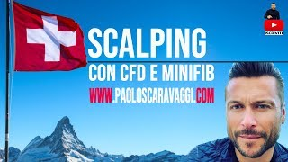 Trading dal vivo | Scalping intraday con i cfd germany 30