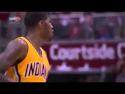 Indiana Pacers vs Washington Wizards Game 4 Highlights   NBA Playoffs 2014
