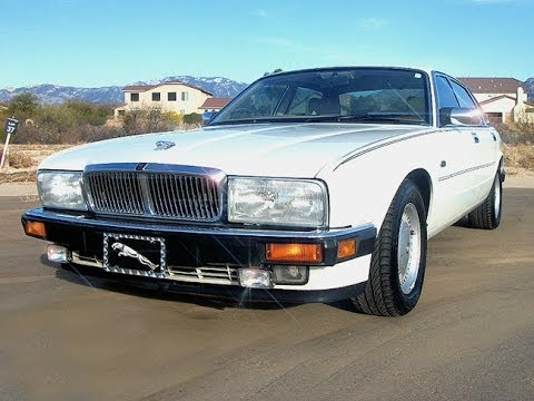 changing belt on a 1989 1992 jaguar xj6 youtube. Black Bedroom Furniture Sets. Home Design Ideas