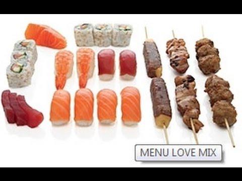 Planet Sushi Enghien les Bains - Menu honteux à 39 euros - France